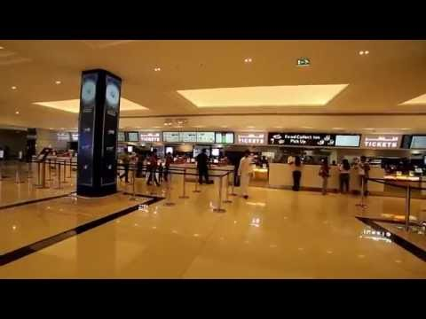 Digital signage project executed for Vox Cinemas – Deira City Center