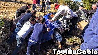Rallye Terre du Vaucluse 2017 - Crash & Mistakes by ToutAuCable [HD]