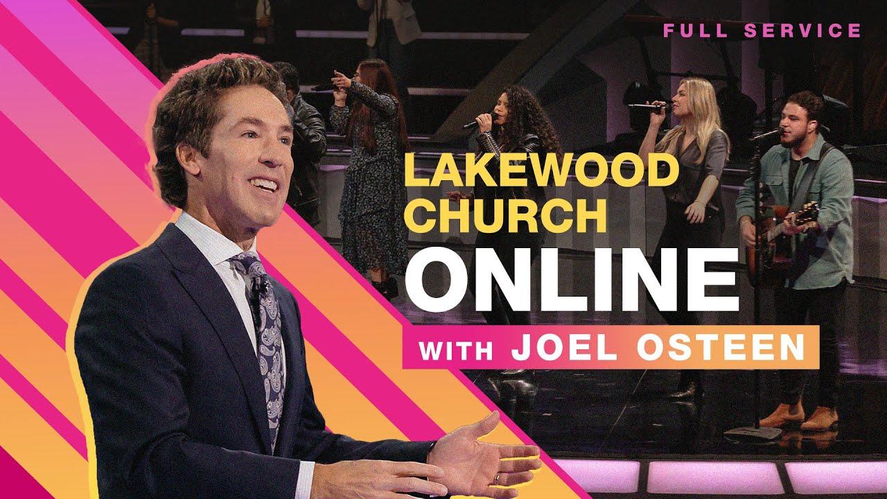 🔴 Joel Osteen LIVE   Lakewood Church   Sunday Service 11am