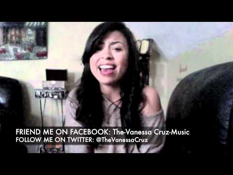 Adele - Don't You Remember - R&B Version (cover by Vanessa Cruz) | @TheVanessaCruz
