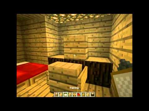 How to make a guest room in Minecraft