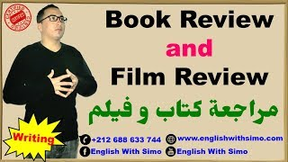 Download ✅Writing A Book Review And Film Review (مراجعة كتاب و فيلم) By English With Simo Video