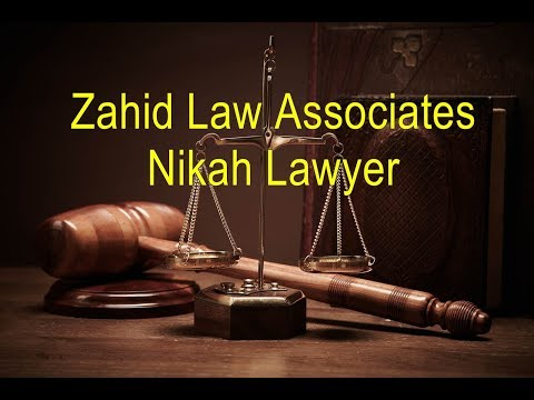 Marriage Lawyer and Nikah Registration Worldwide