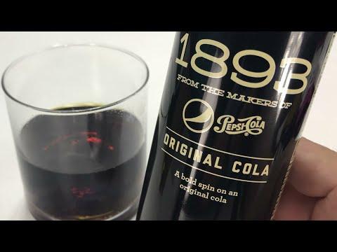 Retro 1893 Pepsi-Cola Taste Test