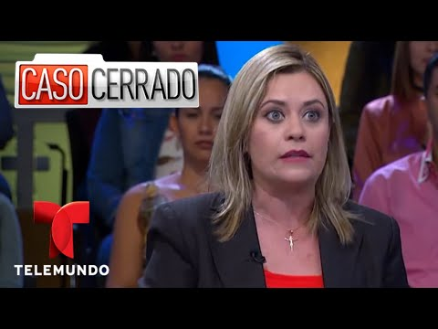 Caso Cerrado | Missed Child Support Payments For 10 Years 😯💰💸👶 | Telemundo English