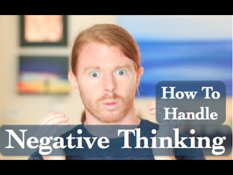 How to Handle Negative Thinking - with JP Sears