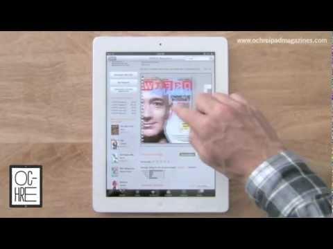 How to Download iPad Magazines