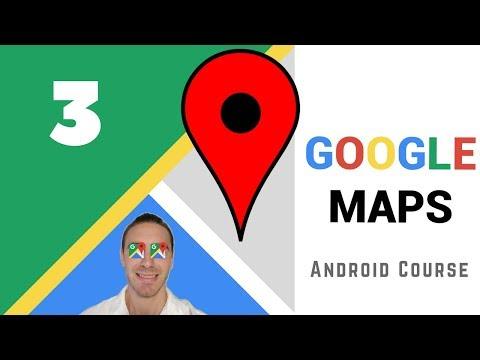 Google Maps API Setup (part2) - [Android Google Maps Course]