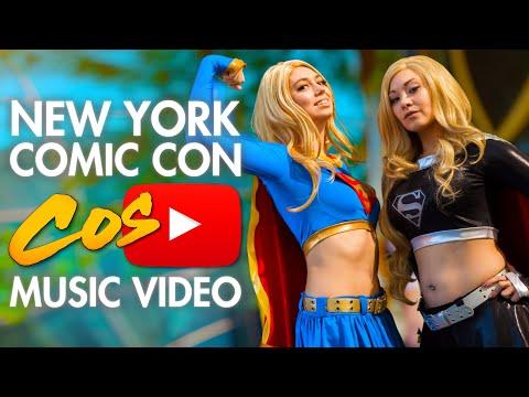 New York Comic Con - NYCC - Cosplay Music Video 2015