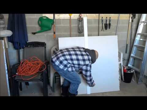 How To Cut Drywall EASILY (Get A Super Clean Cut)