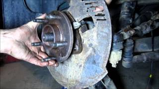 Diy How To Replace Upper And Lower Ball Joints Part 3 Chevy Blazer Gm