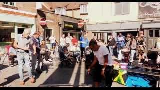 Braintree Essex Reggae Street Music 2013.09.07