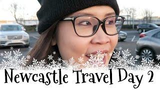 黑咪Travel | 食辣雞 + 行超大超市Asda Newcastle Travel Day 2