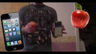 MAGICIAN Pulls Apple from IPhone!