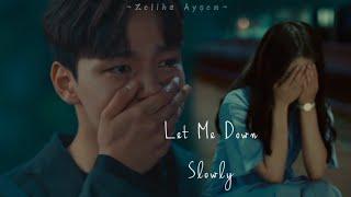 Let Me Down Slowly • Duygusal Kore Klip (Mix)