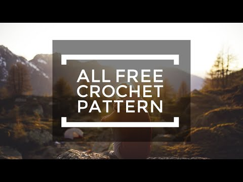 crochet dresser scarf patterns