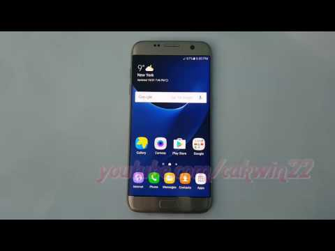 Samsung Galaxy S7 Edge : How to Change Voice Assistant Speech rate (Android Marshmallow)