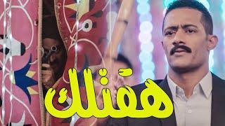 محمد رمضان كان هيموت ... الطلقة جت في العريس 😱😢