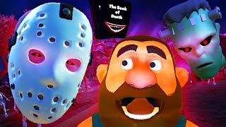 NEW SUICIDE GUY HALLOWEEN WITH JASON!!?! - Suicide Guy Gameplay