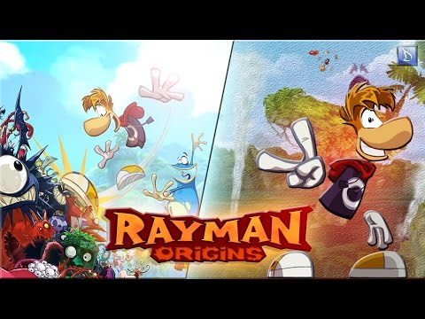 Free2Play   Rayman Origins   Uplay