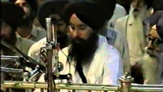 Bhai Manjit Singh (Glasgow) Delhi Smagam 1995
