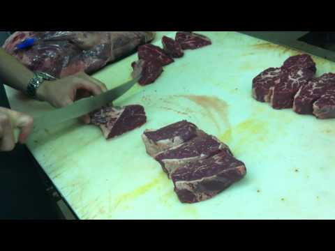 How to cut Tri-Tips