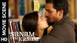 A Criminal has no rights to love | Sanam Teri Kasam | Movie Scene
