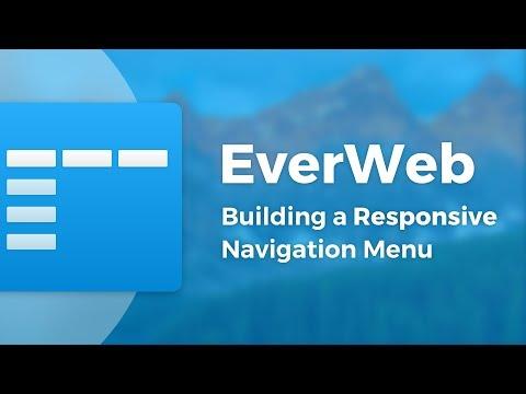 Building a Responsive Navigation Menu