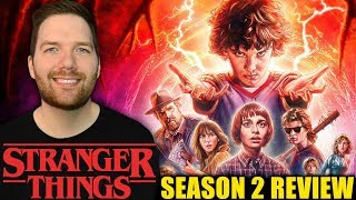 Stranger Things - Season 2 Review