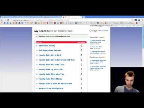Getting Backlinks - How to Use RSS Feeds, How to Get More Backlinks, SEO Advice and RSS Directories