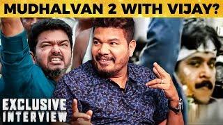 Thalapathy Vijay in Mudhalvan 2? - Director Shankar Answers!   2.0   Rajinikanth