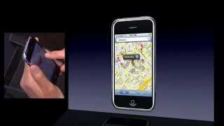[HD] Steve Jobs - 2007 iPhone Presentation ( Part 2 of 2 )