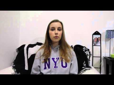 Applying to NYU Tisch | NYUandMe