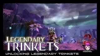 ★ Guild Wars 2 ★ - Unlocking Legendary Trinkets