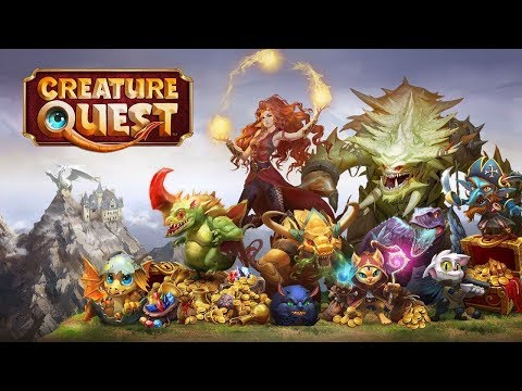 Creature Quest - Strategy Mobile RPG