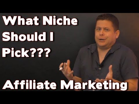 Finding Your Niche Market Audience For Affiliate Profits