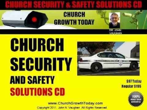 Church Security   15 Rules For Assessing Church Security and Safety Risk