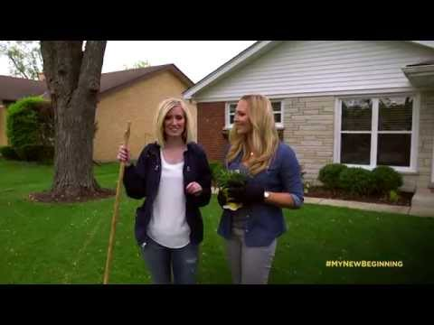 Liberty Mutual Insurance Presents DIY Landscaping with DIY Playbook's Bridget and Casey