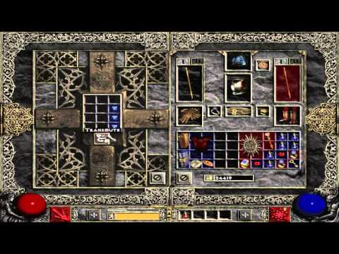 How to combine gems to make super one - Diablo 2