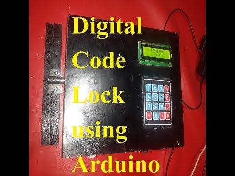 Digital Code Lock using Arduino