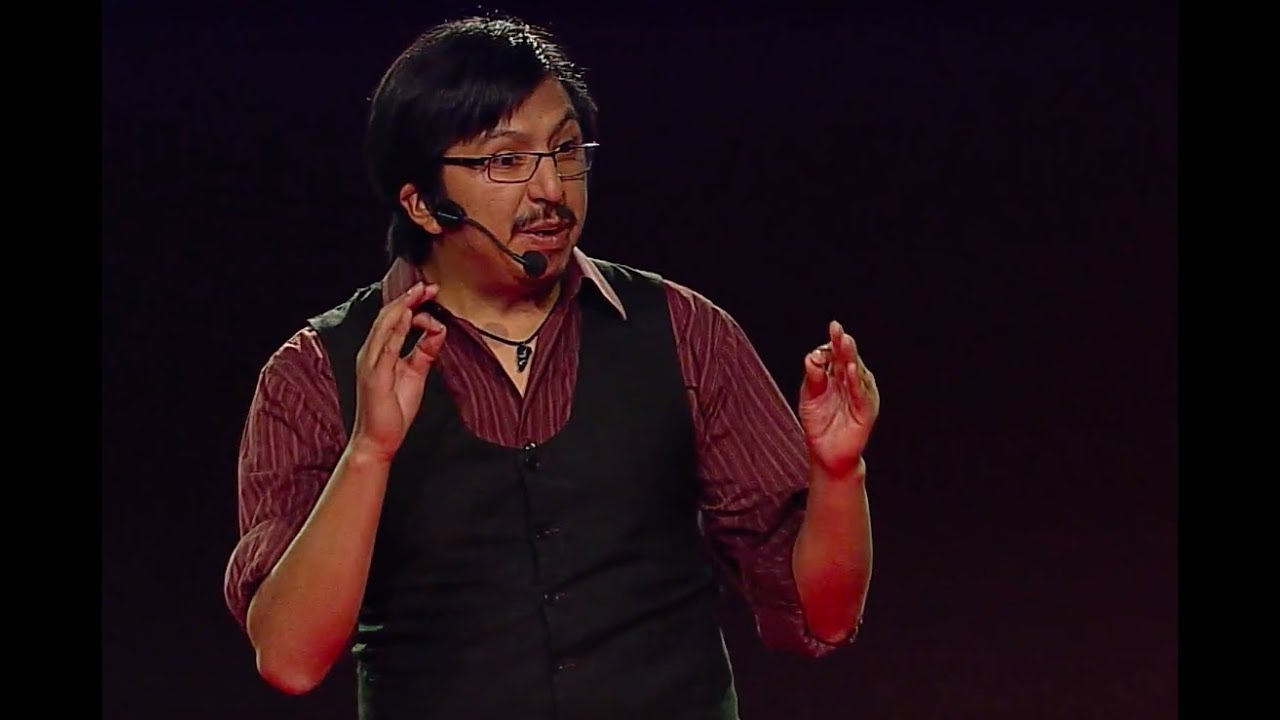 Las historias que nos contamos | Guide Davidan Choquetanga | TEDxSantaCruzdelaSierra