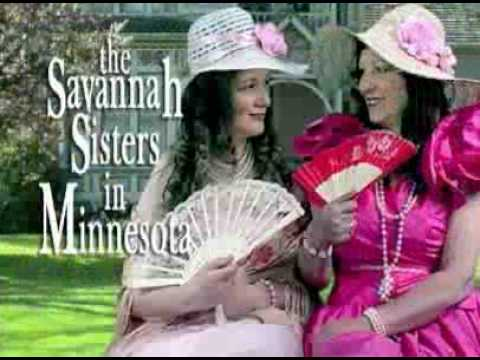 Luverne Minnesota becomes part of Our Story's The Savannah Sisters in Minnesota