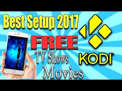 Best Kodi 17.1 Setup or Sources 2017 on All Devices and Computer
