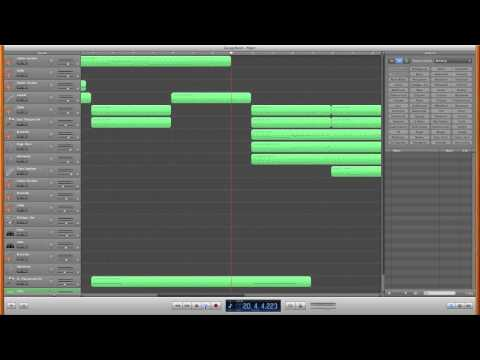 Creating your own Soundtrack with Garageband!