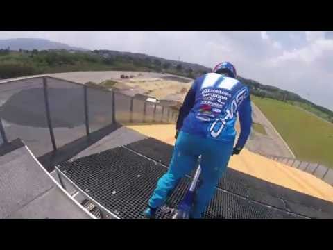 Behind the Scenes RIO Olympic BMX Track