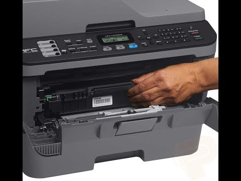 How to Refill Cartridges of Brother dcp-l2540dw Laser Printer in Nepali