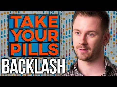 Take Your Pills Netflix Documentary BACKLASH | Netflix Review