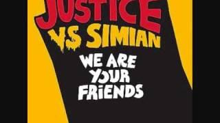 Justice Vs Simian  We Are Your Friends Liam Howells Aka Projekttek Bootleg