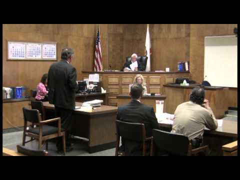 Rivero v. Anderson Restraining order and Injunction hearing