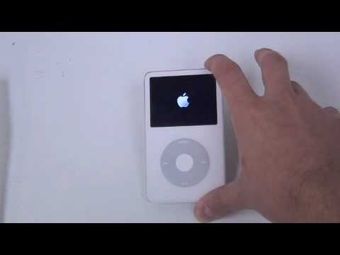 Reset iPod - A How To Video Guide